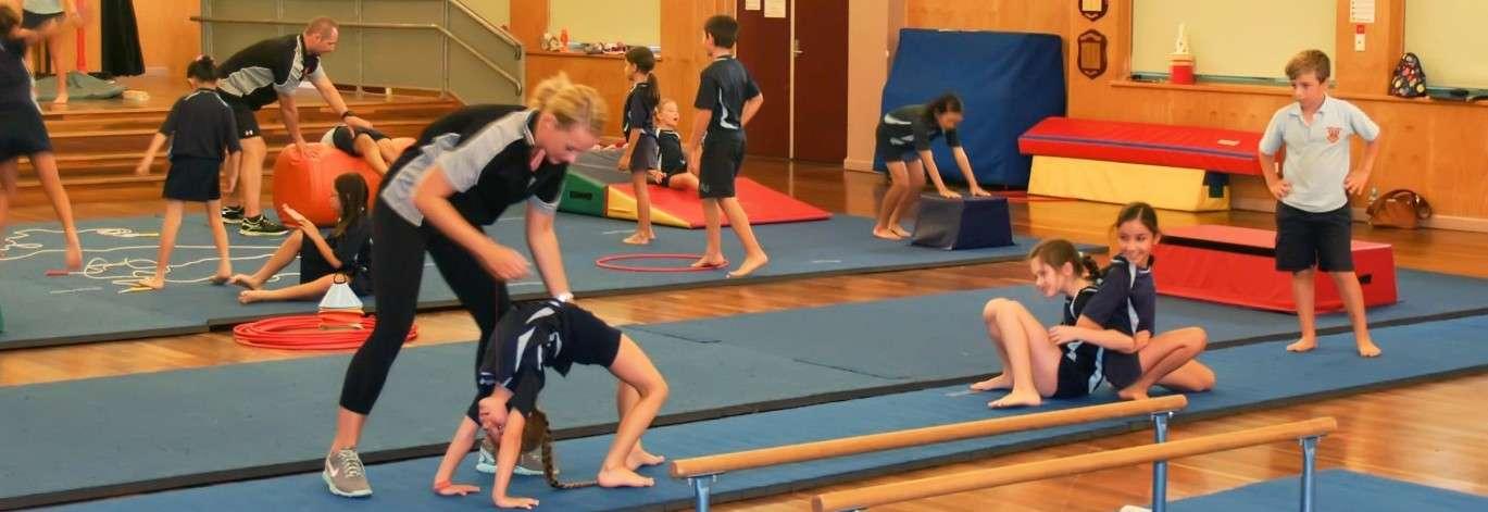 Gymnastics, Fit Futures