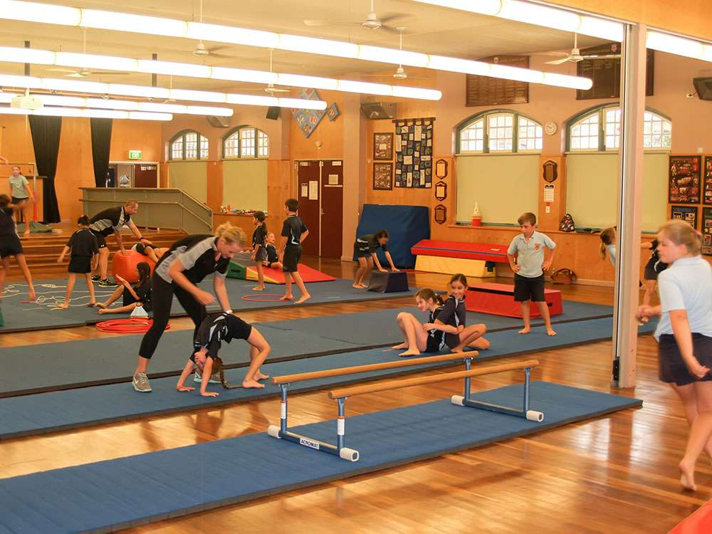 Fit futures Gym Camp!, Fit Futures